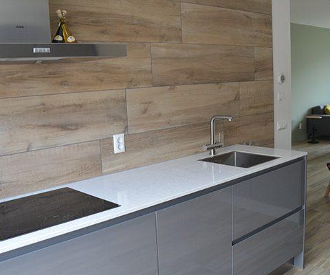 keramische houtlook vloertegels